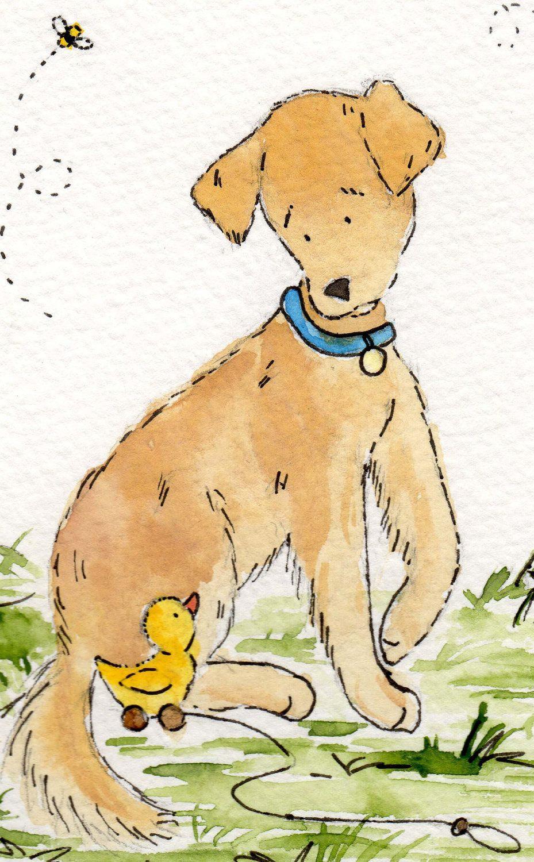 Golden retriever puppy by jasperandruby golden retriever