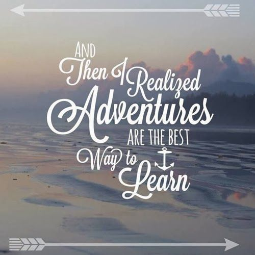 Image result for adventure sayings