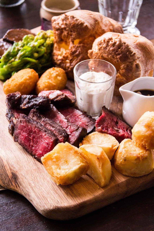 The best roast dinner in London Dinner, Vegetarian roast