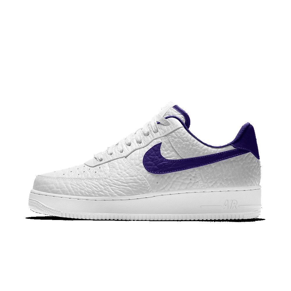 Nike Air Force 1 Low Premium iD (Los Angeles Lakers) Men's
