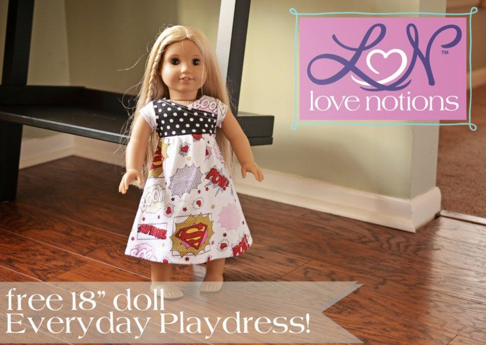 Who doesn\'t love a free doll pattern | Dolls, Patterns and American ...