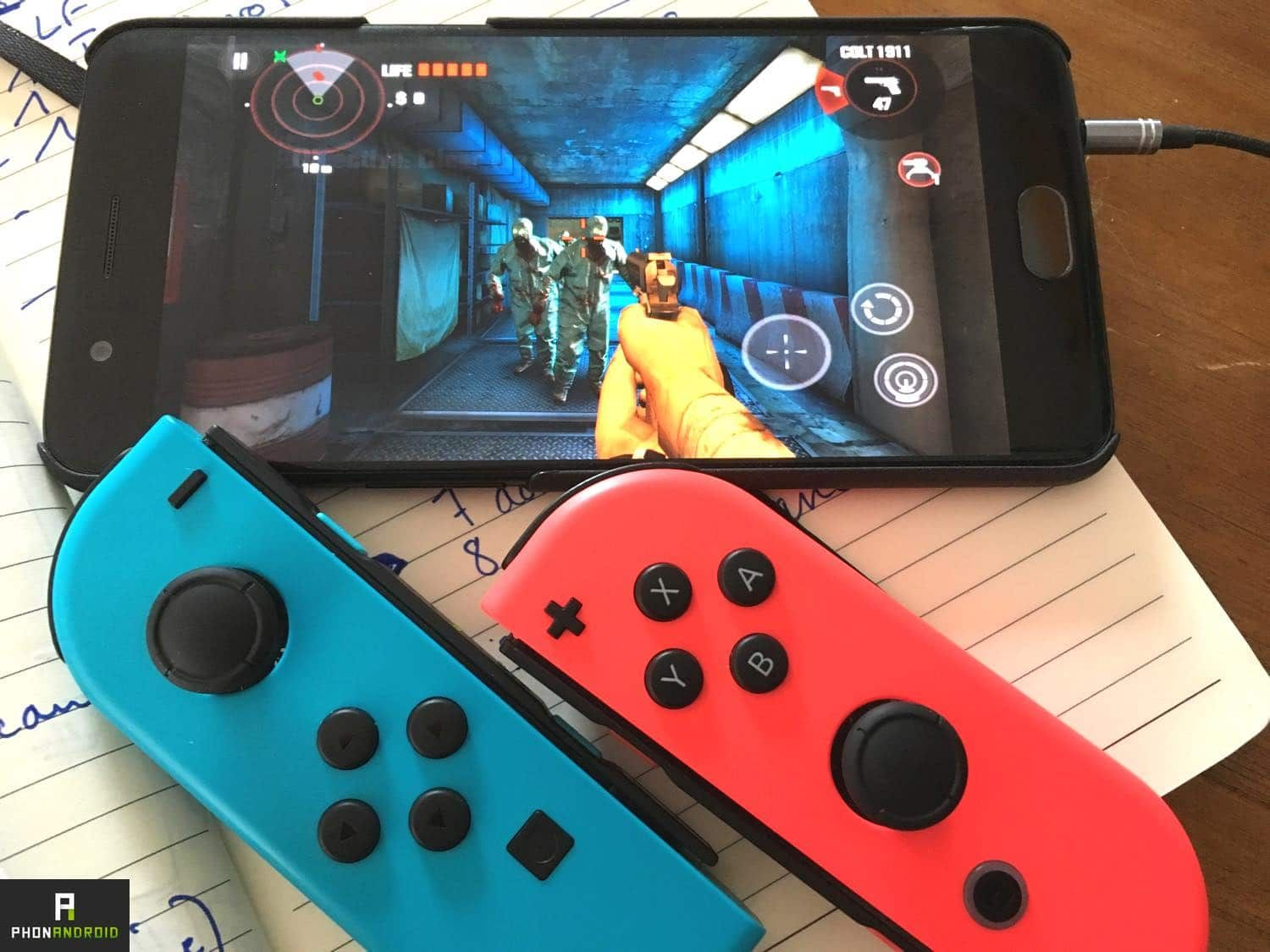 Can you play Nintendo Switch on a smartphone?