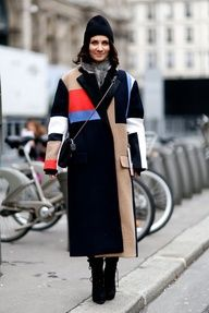 Paris Fashion Week Fall 2013 #pfw #streetstyle