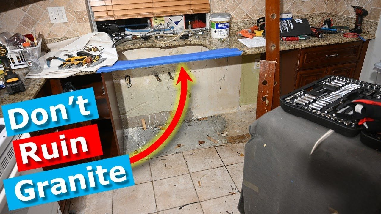 How To Remove Laminate Countertop Backsplash Without Damaging Cabinets Kitchen Remodel Countertops Laminate Countertops Kitchen Countertops Laminate