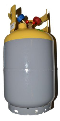 Refrigerant Recovery Cylinder Tank 30lb 2015 Amazon Top Rated Air Conditioning Line Repair Tools Biss Cylinder Heating And Cooling Recovery