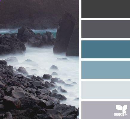 bedroom color schemes case plus | nature tones. This palette could have a masculine or ...