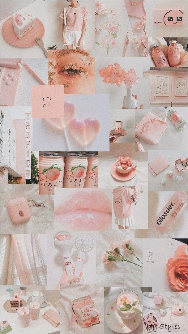 Jan 12, 2020 - Tumblr Wallpapers – peach aesthetic – # ...