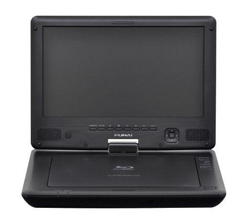 Funai Pb750fx1 Portable Blu Ray Player With 10 1 Inch Lcd Screen By Funai 147 96 Funai Electronics
