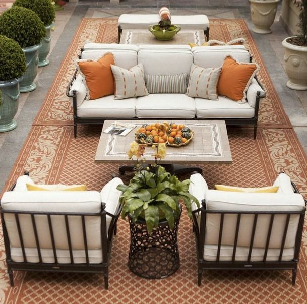 20993d074bf749 The generous scale and inviting silhouettes of our Sorrento Seating  Collection evoke the relaxed warmth of Tuscany.   Atlanta Symphony  Orchestra Show House ...