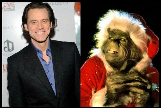 Super sconto dal costo ragionevole scegli genuino Jim Carrey – How the Grinch Stole Christmas   Celebrities i ...