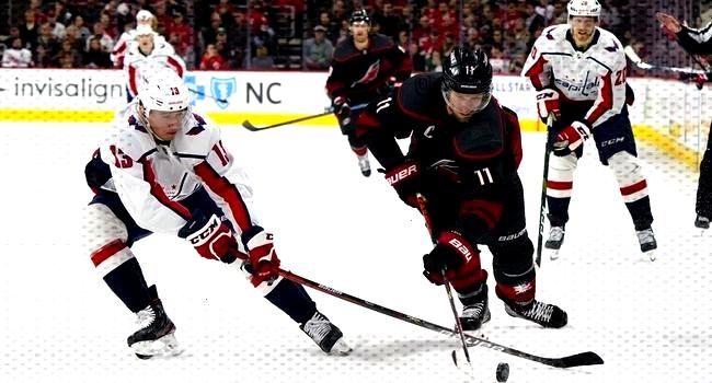 Washington Capitals vs. Carolina Hurricanes - 1/13/20 NHL Pick, Odds, and Prediction