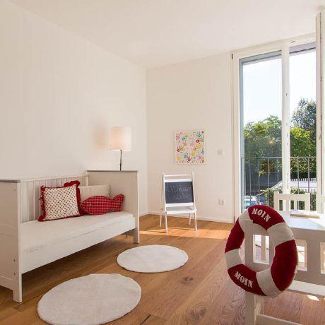 Lovely Maritimes Kinderzimmer M nchner Home Staging Agentur