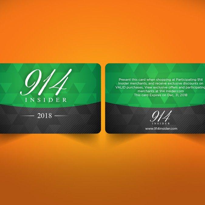 Membership Card Design By Priyo  Logo