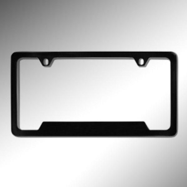 Cadillac Escalade Chrome Metal license Plate Frame Holder