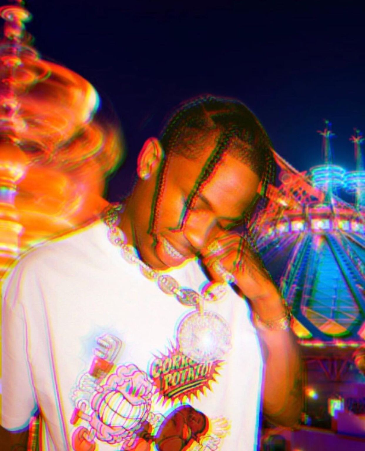 #travisscottwallpapers (With images) | Travis scott wallpapers