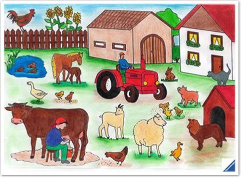 Was ist was - Bauernhof