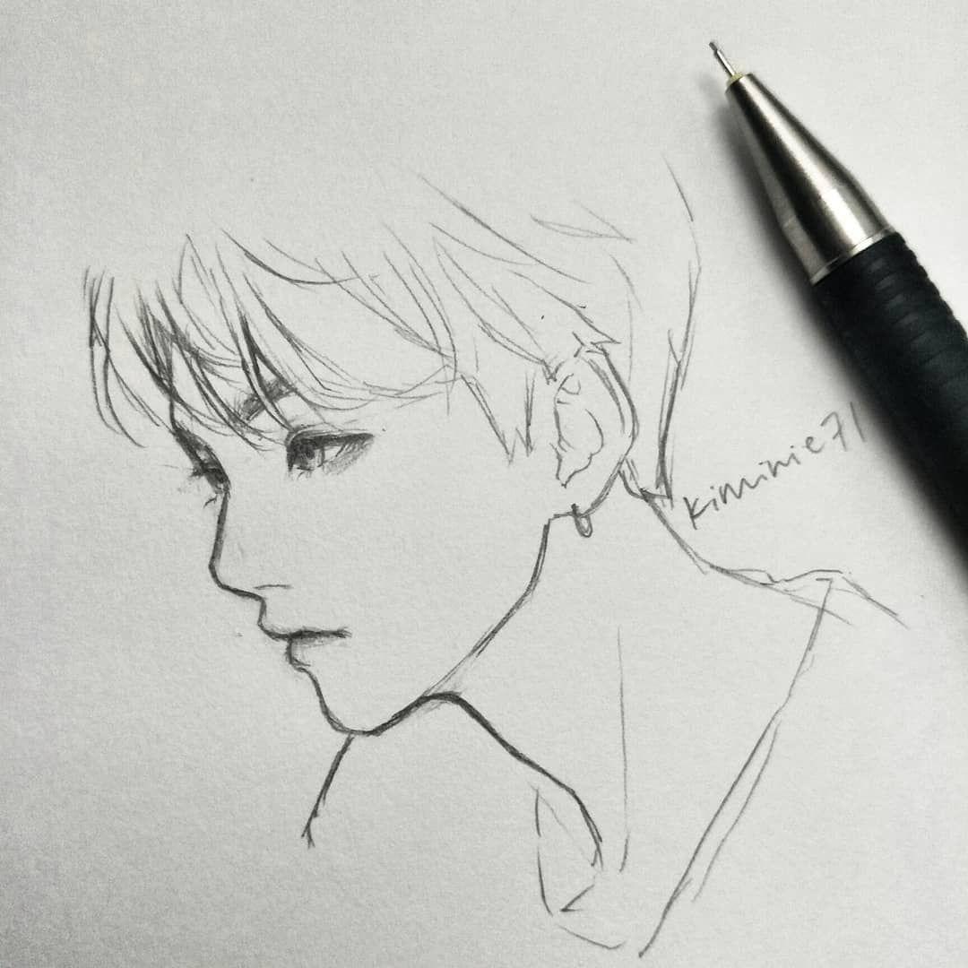 Pin Oleh Anna Di Drawings Di 2020 Gambar Pensil Ilustrasi Gambar