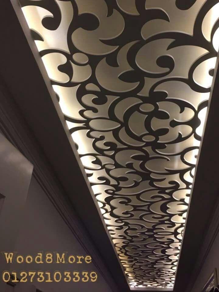 Pin By Ravi On Decor False Ceiling Design Decorative Ceiling Lights Ceiling Panels