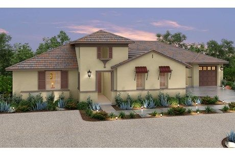 Residence One | North Ranch Redlands | Ranch, House styles, Home