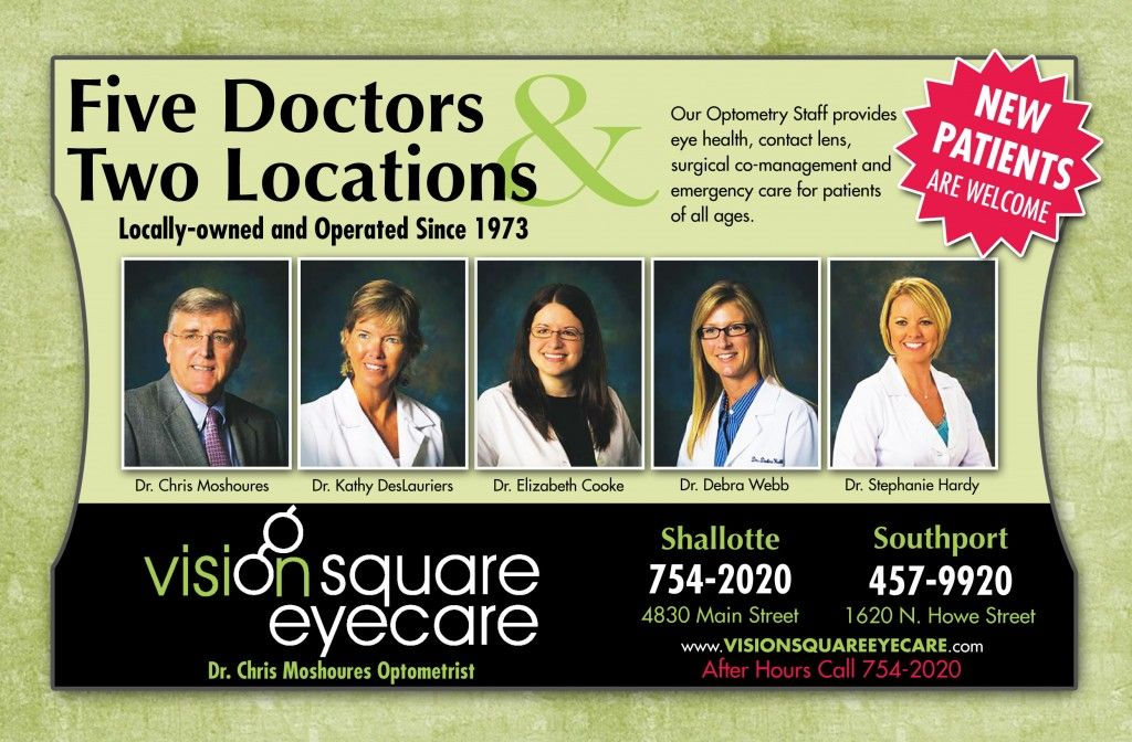 The Doctors of Vision Square Eye Care Eye care