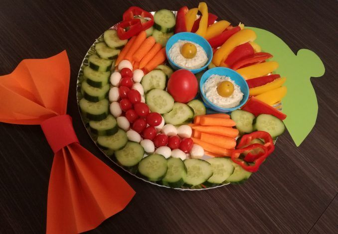 Photo of Vegetable clown for carnival – party recipes