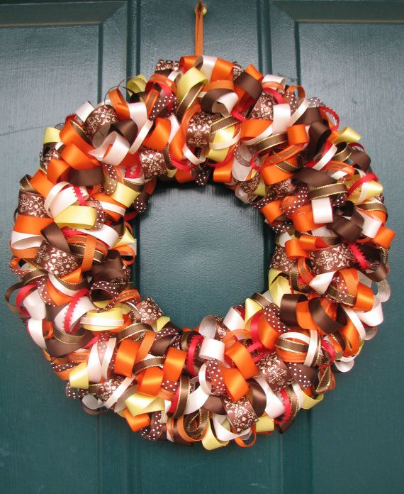 Crafts Fabric Wreaths