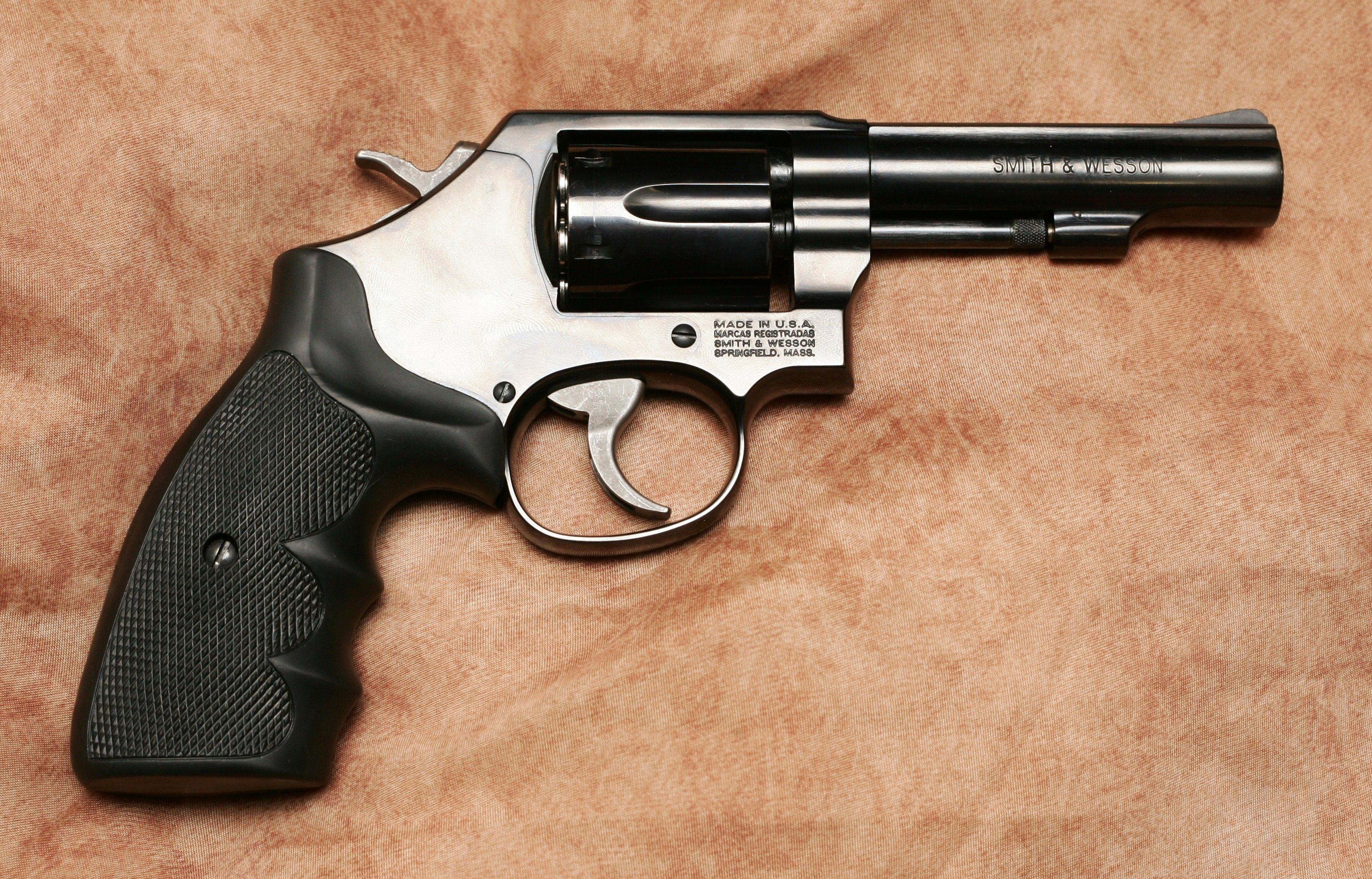 Smith And Wesson Model 10 Year Of Manufacture