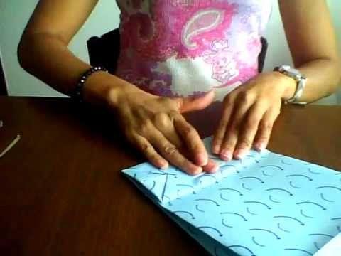 ¿COMO HACER BOLSAS DE REGALO? (tutorial # 1)