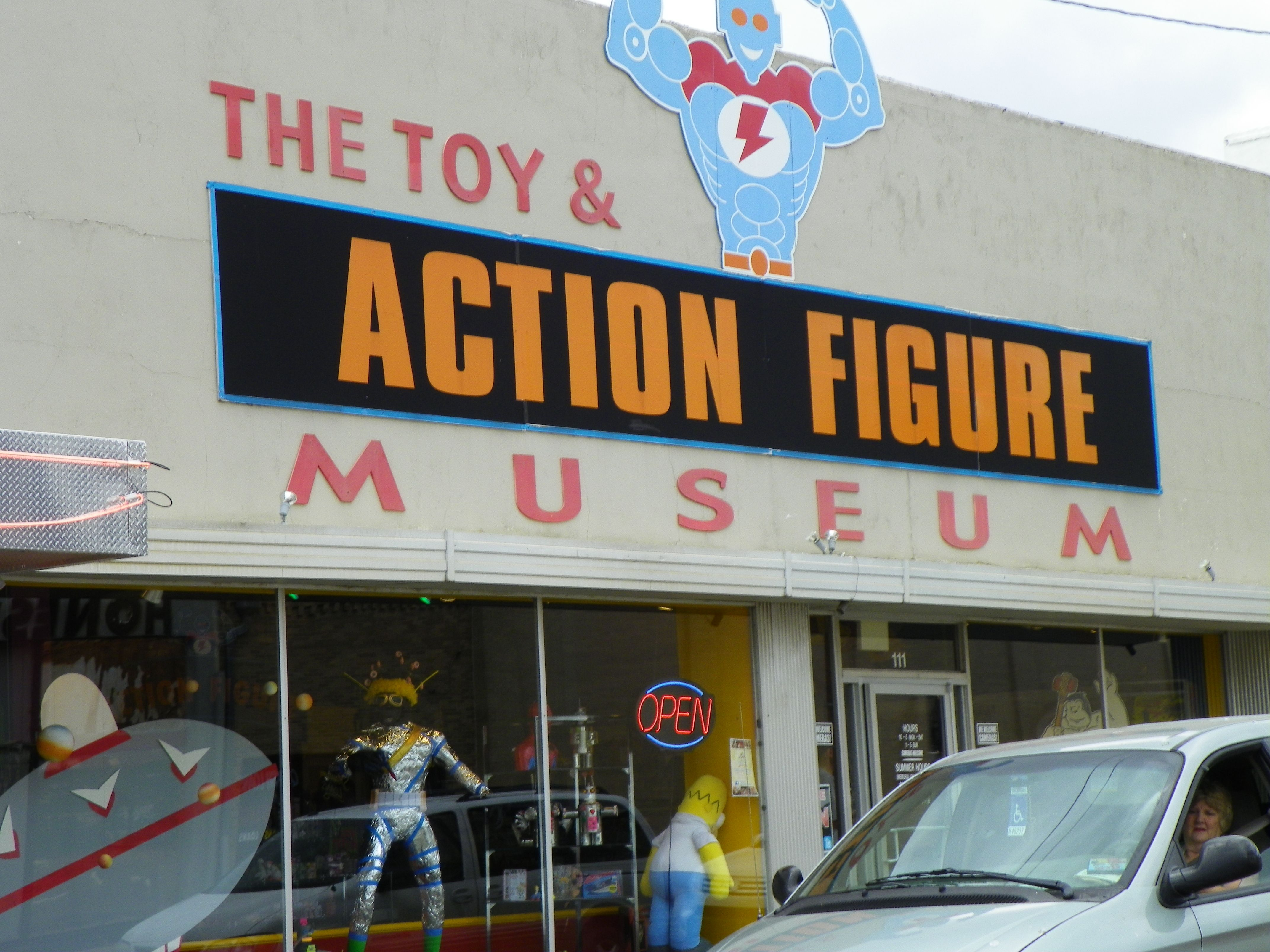 Toy And Action Figure Museum Pauls Valley Ok Another Place I