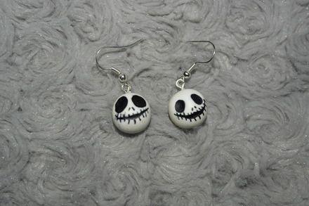 Earrings Nightmare Before Christmas Boucles d/'oreille L/'étrange Noël de Mr Jack