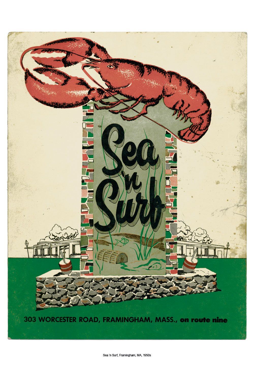 Sea N Surf Framingham Mass This Was My First Job As A Relish Girl It Was Very Nice Restaurant Franklin Park Zoo Massachusetts Worcester