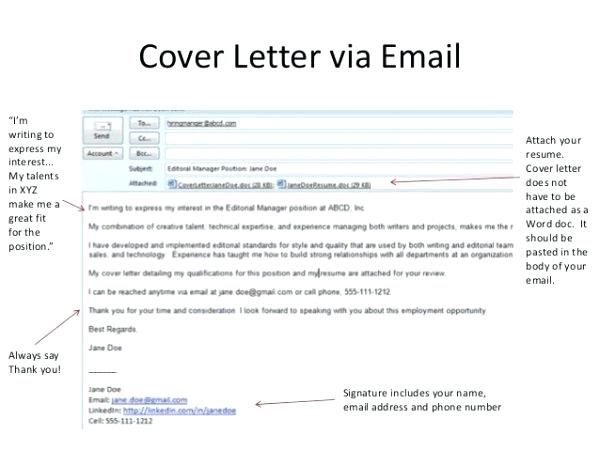 Should I Send A Cover Letter from i.pinimg.com