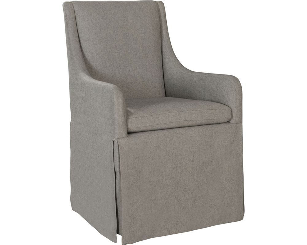 ED Ellen DeGeneres Dabney Arm Chair Skirted Crafted By Thomasville