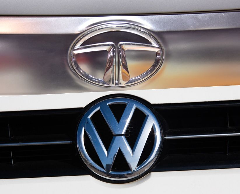 German and Indian car companies to work together… Volkswagen