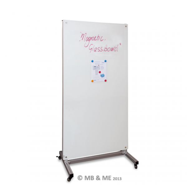 Flipchart Deluxe Magnetic White Board Locker Storage Flip Chart