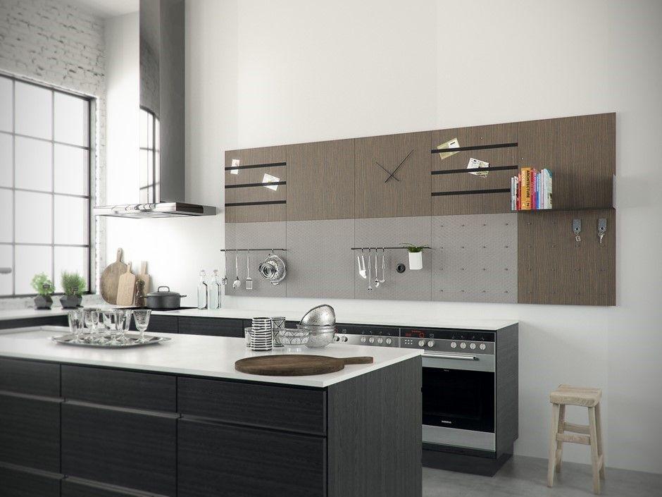 Muurdecoratie Voor Keuken.Dock Four Keuken In 2019 Keuken Achterwand Keuken En