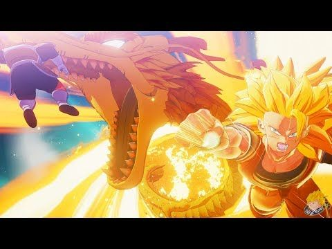 Dragon Ball Z Kakarot - All Supers, Ultimate Attacks, Transformations, Surges & Supports [60FPS HD] - YouTube