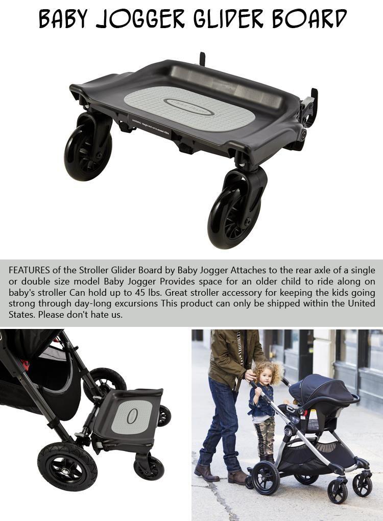 24+ Bob stroller accessories glider board ideas in 2021