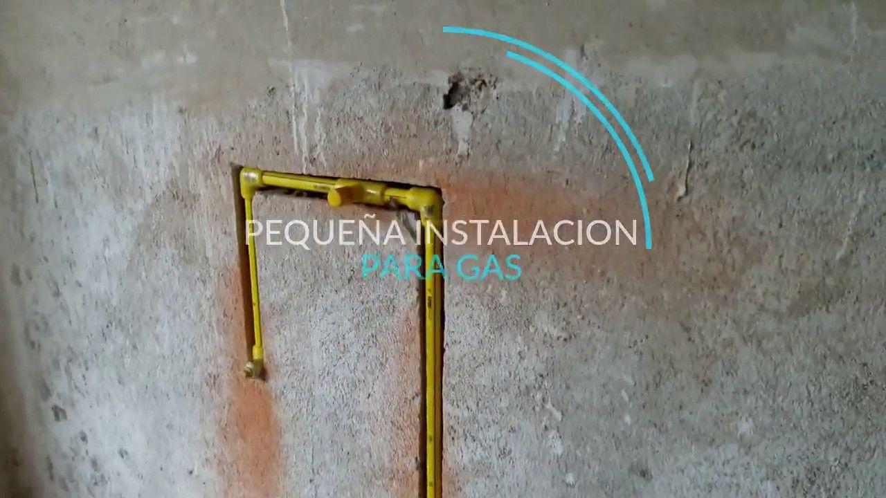 Como Hacer Una Instalacion De Gas Natural Instalacion Como