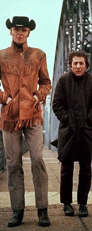 Midnight Cowboy (1969) - Jon Voight and Dustin Hoffman