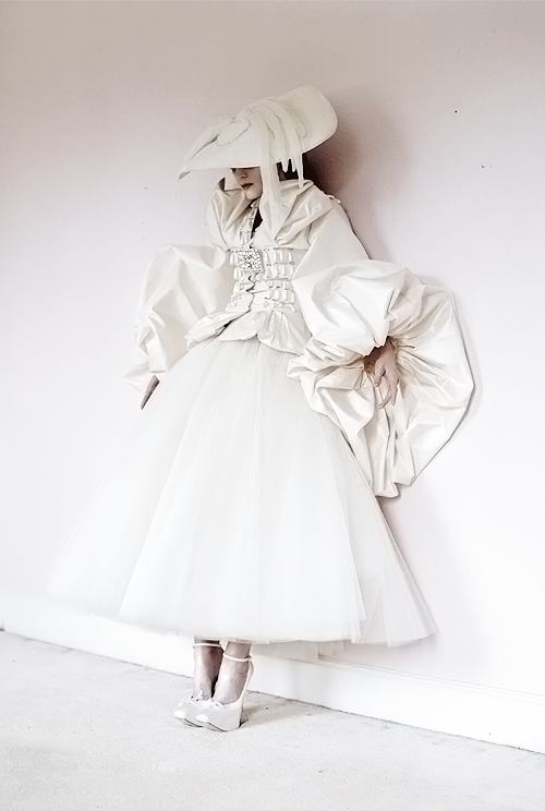Guinevere van Seenus in 'Dreaming of Another World' by Tim Walker | Vogue Italia, March 2011