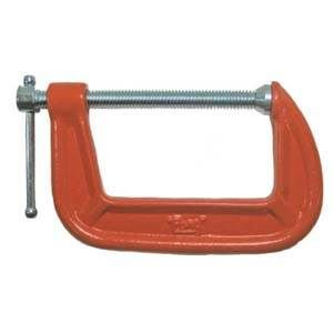 C Clamp Opening Size 0 1 Throat Depth 1 This Line Of Pony C Clamps Is An Imported Product Manufactured In Pony S Exclusive Factory Frame Light Clamp Clamps