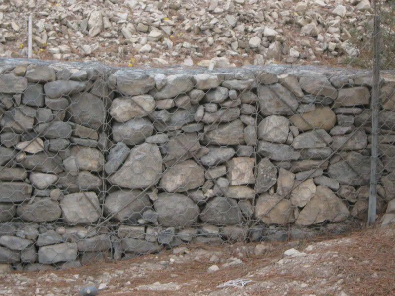 gaviones decorativos mil anuncios com para piedras 134526673 3 Construir Un Muro, Muros De Piedra, Cemento, Uñas Con Piedras
