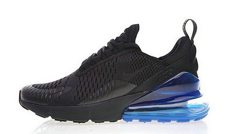 3ddc8e0589ec8 Nike Air Max 270 Noir Photo Bleu AH8050 009 | 5-Nike air max270 in ...