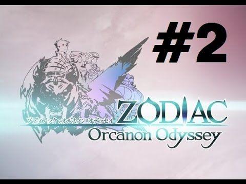 ZODIAC ORCANON ODYSSEY Gameplay iOS / Android