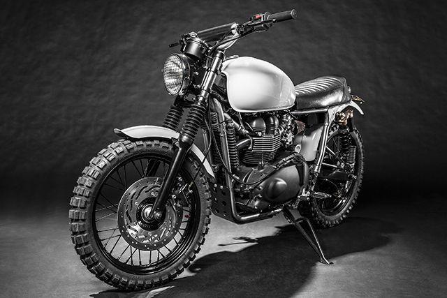 12 Triumph Scrambler See See Motorcycles See See Motorcycles