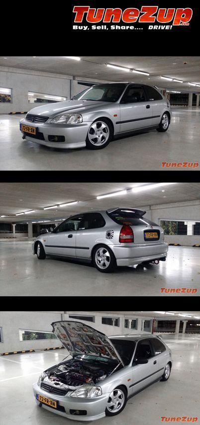 Photo of Honda Civic EK VSM Facelift 2000 – TuneZup – 高級車 2020