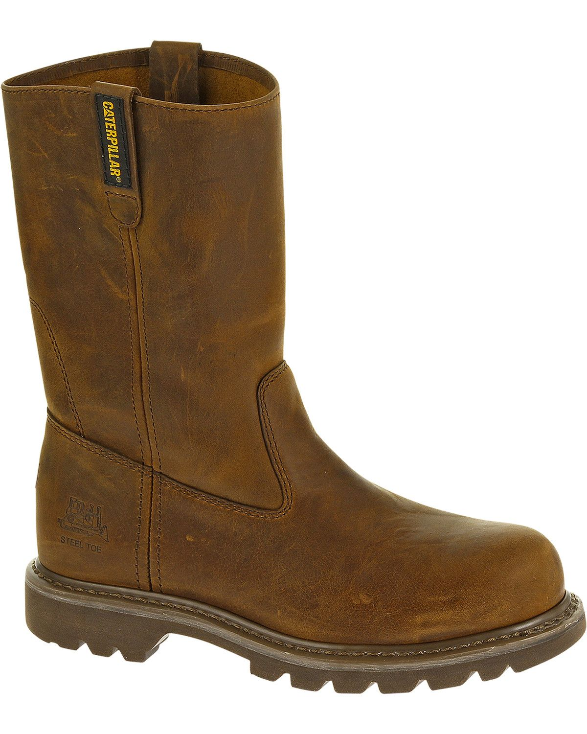 0ae1e25c218 CAT Women's Revolver Steel Toe Work Boots in 2019 | I Want to Buy ...