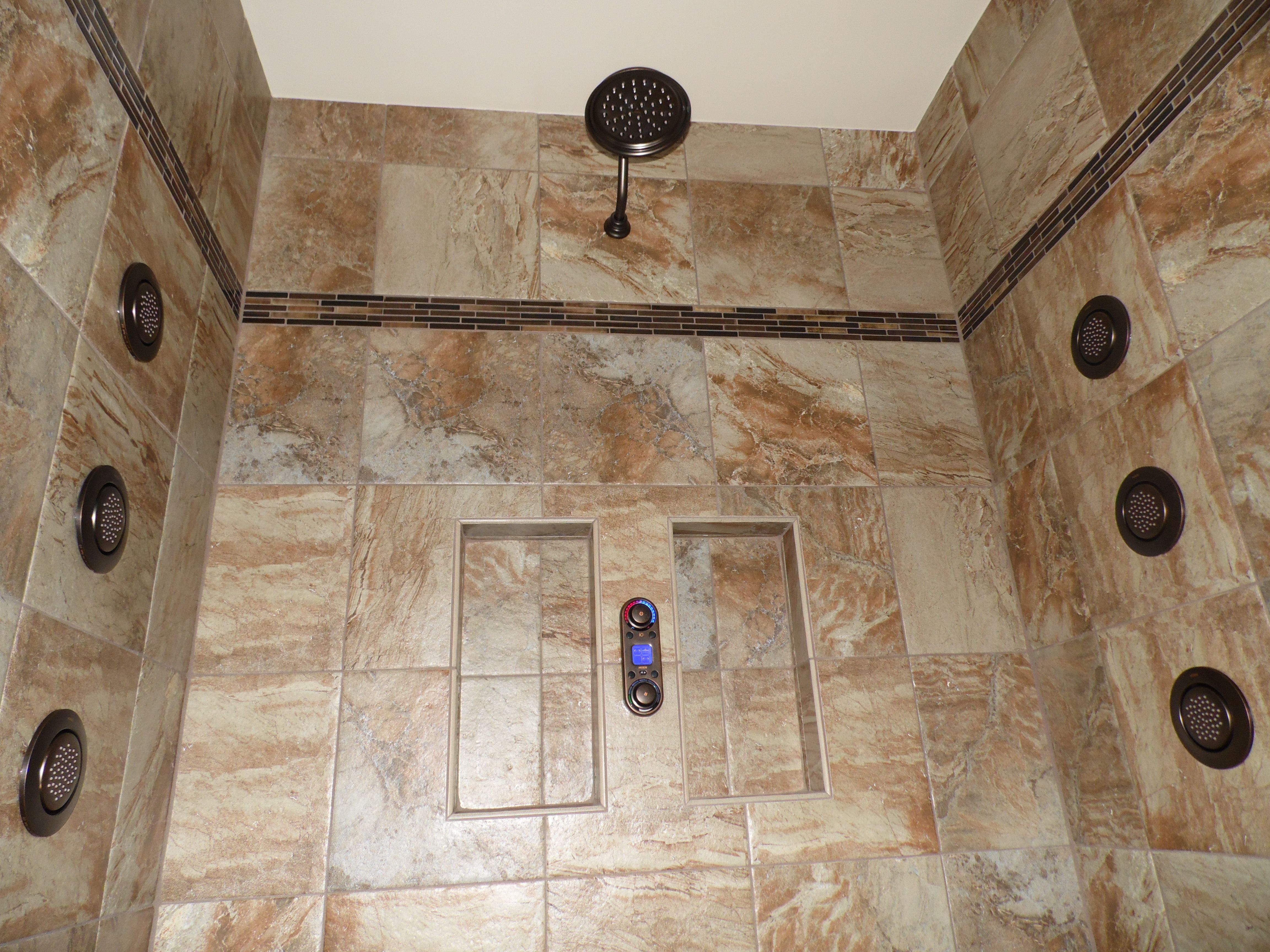 Body Spray Shower Design | Home Decor & Renovation Ideas