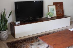 besta walnut tv - google search | our new pad | pinterest | minwax